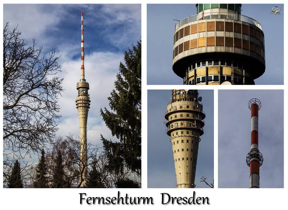 Collage Fernsehturm