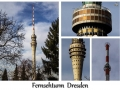 Collage Fernsehturm