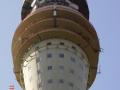 Detail, Fernsehturm Dresden