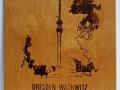 Wandbild-Holz